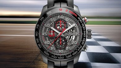 Photo of New Luxury Watch: TAG Heuer Ayrton Senna Chronograph Limited Editions