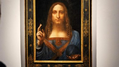 Photo of Salvator Mundi by Leonardo da Vinci sold for $450 m to Saudi Prince