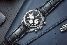 Photo of Baselworld 2018: New Breitling Chronograph Navitimer 8