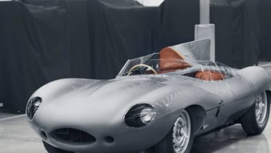 Photo of Jaguar Restarts Production of Legendary D-Type Race Car