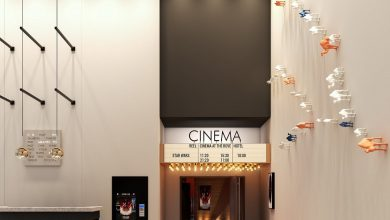 Photo of Dubai's first-ever hotel cinema open to the public