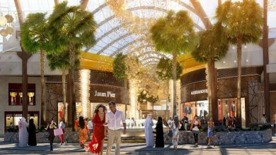 Photo of Dubai's nature-inspired mall to open this year