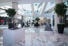 Photo of Dubai Mall's newly expanded Fashion Avenue now open