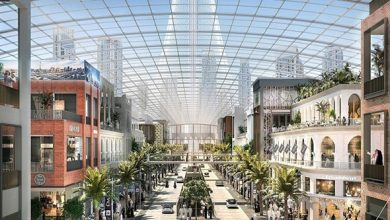Photo of A massive 'tech-driven' mall is set to open at Dubai Creek Harbour