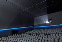 Photo of Dolby open state of the art Cinema in Dubai Mall