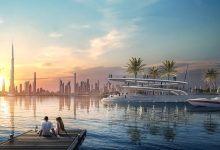 Photo of Dubai's Emaar says Creek Marina, with 'gravity-defying fountain', will open this year