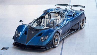 Photo of Now The World's Most Expensive Car – Pagani Zonda HP Barchetta