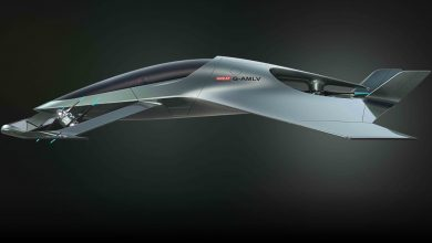 Photo of Volante Vision Concept: Sneak preview of Aston Martin's 'sports car of the skies'