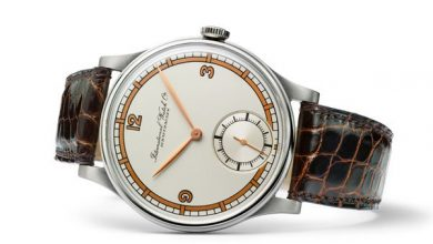 Photo of Rare vintage IWC watches were on display in Dubai