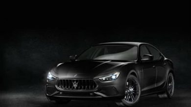 Photo of Black Edition: 2018 Maserati Ghibli Nerissimo