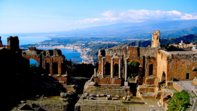 Photo of Taormina, Sicily