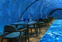 Photo of Maldives' All-Glass Undersea Restaurant And Yoga Venue