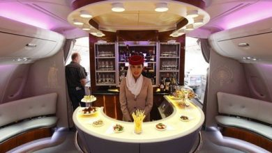 Photo of Emirates offers 'Street View' of A380 aircraft