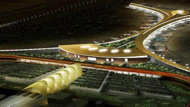 Photo of Jeddah's new airport welcomes first commercial flight