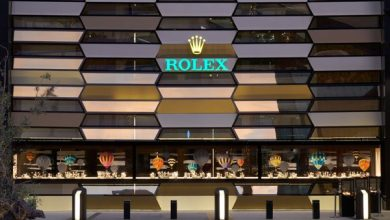 Photo of Seddiqi CCO on opening the world's largest Rolex boutique in Dubai