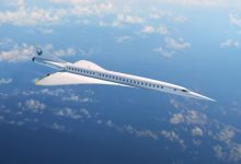 Photo of Supersonic jet can fly from Dubai to London in three hours