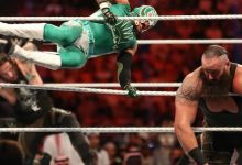 Photo of WWE's 'Crown Jewel' wrestling extravaganza was held in Saudi