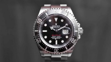 Photo of A Two-Tone Steel and Gold Rolex Joins the Line of Rolex Sea-Dwellers