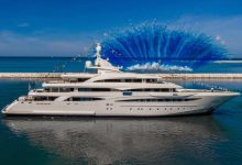 Photo of Ferretti Group's CRN Launches Its Second-Longest Yacht at 79m