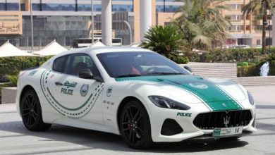 Photo of Dubai Police add Maserati GranTurismo to supercar fleet