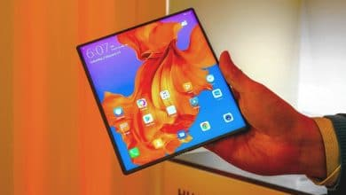 Photo of Huawei Mate X foldable phone is in 'final testing'