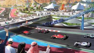 Photo of Saudi's new Six Flags park to feature world's fastest, longest roller coaster