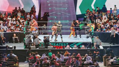 Photo of Wrestling group WWE inks deal for Saudi events