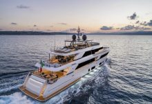 Photo of Custom Line Navetta 42: A Work of Art from Ferretti Group