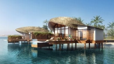 Photo of new resort with overwater villas to open in RAK in 2020
