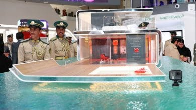 Photo of Plans unveiled in Dubai for world's 'first floating police station'