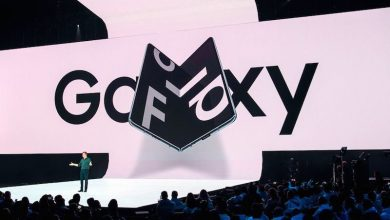 Photo of Samsung unveils 'bendy' smartphone Galaxy Fold