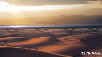 Photo of 'World's-first' hyperloop system to open in Abu Dhabi in 2020