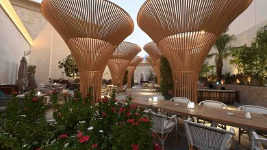 Photo of Try Dubai's green dining experience – cool and fresh with authentic Lebanese cuisine