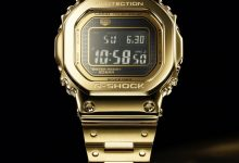 Photo of This $100,000 Solid Gold G-Shock is the Most Conspicuous Showcase of Wealth
