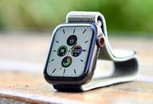Photo of Apple Watch 5