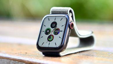 Photo of Apple Watch 5