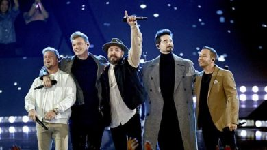 Photo of The Backstreet Boys made their Saudi Arabian debut on the 27 June