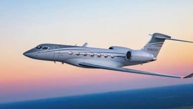 Photo of Gulfstream's G600 business jet to begin deliveries soon