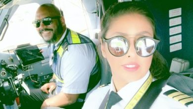 Photo of Meet Yasmeen Al Maimani, Saudi Arabia's first female commercial pilot