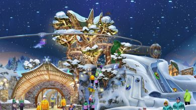 Photo of World's largest snow play park is heading to Abu Dhabi
