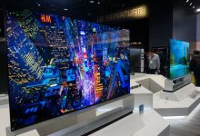 Photo of World's first 8K OLED TV goes on sale
