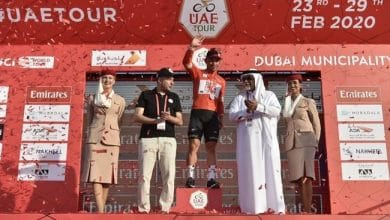 Photo of Australian Ewan sprints to second-stage victory on UAE Tour