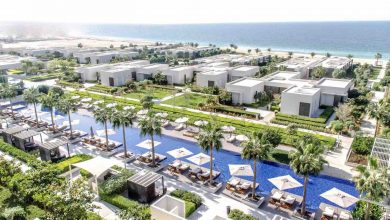 Photo of A true Hidden Gem just up the road –  The Oberoi Beach Resort, Al Zorah