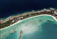 Photo of D.I.V.E into the wonderful Kandima Maldives atoll with an interactive 360 video