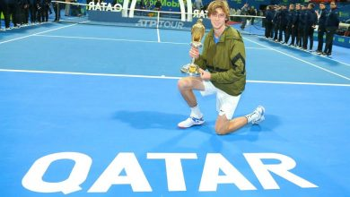 Photo of Rublev wins Qatar ExxonMobil Open