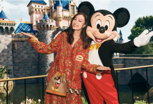 Photo of Reel in the New Year with a limited edition Gucci x Mickey Mouse Collection
