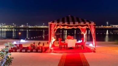 Photo of Valentine's Day at Jumeirah at Etihad Towers